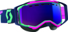 Goggle Prospect Snow Teal/Pink Amp Teal Chrome Lens