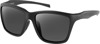Anchor Sunglasses Matte Black Smoked Polarized Lens
