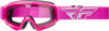 Focus Goggle Pink W/ Clear Lens