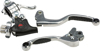 Easy Pull Pro Levers Black W/Hot Start - For 01-19 KX RMZ YZ