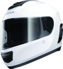 Momentum Lite Full Face White M Bluetooth Helmet