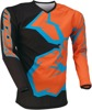 Qualifier Performance Fit Jersey - Blue, Green, Orange Youth X-Large