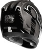 Alliance Full Face Helmet Silver X-Small