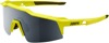 Speedcraft SL Sunglasses Yellow w/ Black Mirror Lens