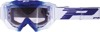 3200LS MX Goggles - Light Sensitive Lens - Blue Venom