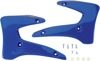 Blue Air Scoops - For 00-07 Yamaha TTR125 Shroud