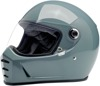 Lane Splitter Full Face Street Motorcycle Helmet Gray 2X-Large