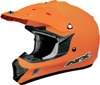 FX-17 Solid Full Face Offroad Helmet Gloss Orange 4X-Large