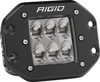 D-Series Pro Driving Flush Mount Pod Light