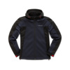 Stratified Riding Jacket Navy/Black Small