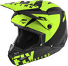 Elite Vigilant Helmet Matte Black/Hi-Vis Youth Medium