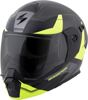 EXO-AT950 Cold Weather Helmet W/Dual Pane Shield Hi-Vis 2X-Large