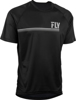 Action Jersey Black 2X-Large