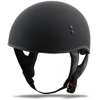 HH-45 Half Helmet Naked Matte Black X-Small