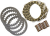 Dirt Digger Complete Clutch Kit Frictions, Steels, & Springs - For 83-85 ATC200X