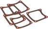 5 Pack Inspection Cover Gaskets - 0.062 Paper w/ Bead - Replaces 34906-85