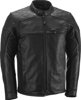 Gasser Riding Jacket Black 3X-Large