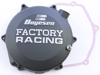 Black Factory Racing Clutch Cover - 05-07 Suzuki RM-Z450