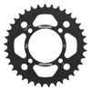 Aluminum Rear Sprocket 37T Black - For 83-17 Yamaha