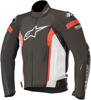 T-Missile Drystar Motorcycle Jacket Black/Red/White US X-Large