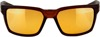 Daze Sunglasses Rootbeer Brown w/ Gold Lens
