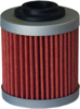 Oil Filter Black - For 08-15 Can-Am DS450/X/X-MX/X-XC