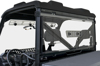 Clear Rear Windshield w/Vent - For 13-19 Polaris Ranger w/ProFit