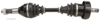 Front Replacement Axle - For 13-15 Can-Am Outlander