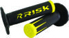 Fusion 2.0 Motorcycle Grips Yellow