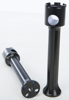 "8"" Handlebar Riser 1"" Bar Wide Black"