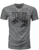 Squad Tee Grey Heather Small