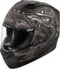 Alliance Full Face Helmet Black X-Large