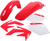 Plastic Kit Red - 06'-09' Honda CRF250R