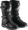 AR1 MX Boots Black Youth Size 1
