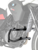 Engine Guard Black - For 11-16 BMW G650GS