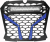 "Front Grill Blue w/10"" Light - For 18-19 Polaris RZR XP"