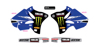 2018 Star Racing Yamaha Graphics Kit - For 07-14 Yamaha YZ125 YZ250