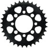 420 33T Aluminum Rear Sprocket - For 71-16 Suzuki Kawasaki 50/60/75/110
