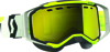 Goggle Prospect Snow Black/Yellow Amp Yellow Chrome Lens