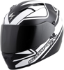 EXO-T1200 Full-Face Freeway Motorcycle Helmet White X-Small