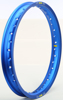 1.85X19 36H Rmz/Ktm Rear Wheel Rim R-70 Matte Blue