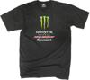 Monster Team Tee Black X-Large