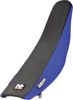 Gripper Seat Cover (Blue/Black) - 10'-13' Yamaha YZ450F