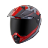 EXO-AT950 Tucson Helmet Red X-Small