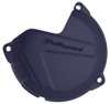 Clutch Cover Protector Blue - For 14-15 Husqvarna TC125 TE125
