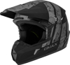 MX-46Y Dominant Helmet Black/Grey Youth Large