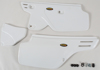 Replica Side Panels White - For 85-95 Honda XR600R XR350R XR250R