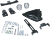 Solo Seat Mounting Kit Spring/Solid Mount - For 04-18 Harley Sportster