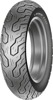 140/80B15 K555 Rear Tire - 67H Black Wall