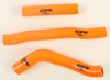 Radiator Hose Kit Orange - For 16-18 KTM Husqvarna 250/350